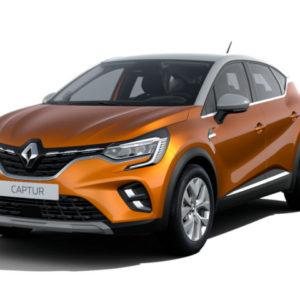 Alquilar Renault Captur en NavarraAlquilar Renault Captur en Navarra