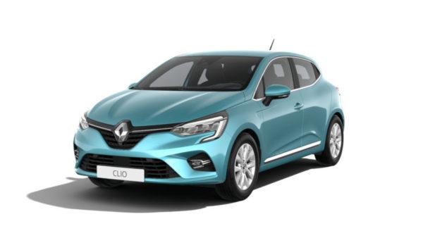 Alquilar Renault Clio en Navarra