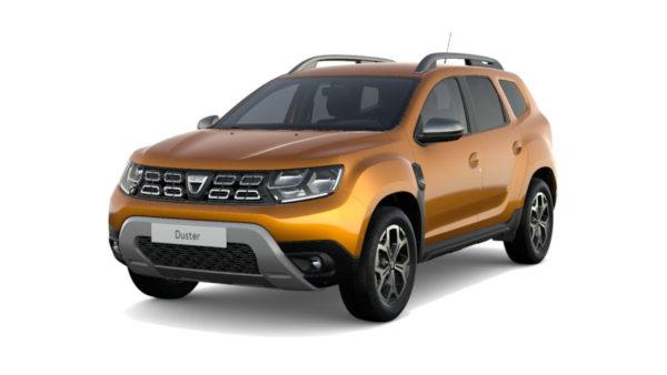 Alquilar Dacia Duster en Navarra