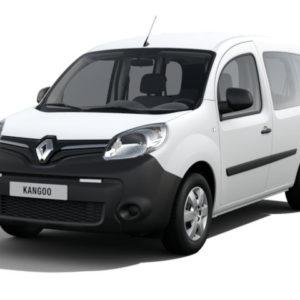 Alquilar Renault Kangoo Combi en Navarra