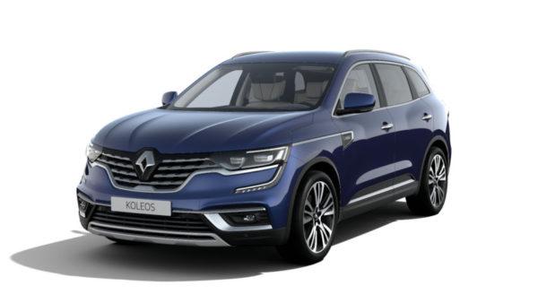 Alquilar Renault Koleos en Navarra