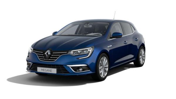 Alquilar Renault Megane en Navarra