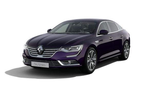 Alquilar Renault Talisman en Navarra