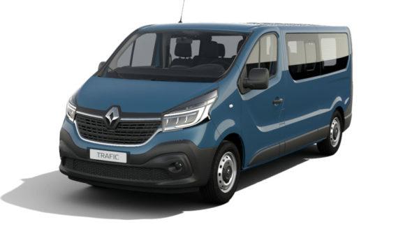 Alquilar Renault Trafic Passenger en Navarra